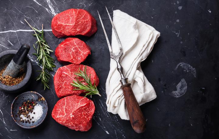 Qualitäts-Fleisch
